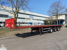 Faymonville open laadbak 62000 KG semi-trailer used flatbed