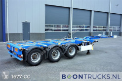 Semitrailer Pacton T3-010 | 2x20-30-40-45ft HC * MULTI CHASSIS containertransport begagnad