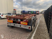 Desot Container Chassis / 20FT / BPW axles / Drum Brakes semi-trailer used container