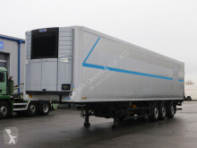 Rohr refrigerated semi-trailer RSK/35 TK *Vector 1950*Liftachse*MBB 2.5T*