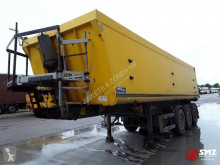Semiremorca Schmitz Cargobull Oplegger 28m2 benă second-hand