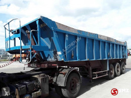 Benalu Oplegger lames/steel semi-trailer used tipper