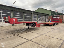 Broshuis heavy equipment transport semi-trailer 31N5-EU | 3x SAF | 6.3m Extendable