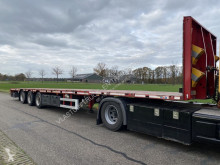 HRD Mega - platform - plateau semi-trailer used heavy equipment transport