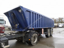 Benalu aluminium semi-trailer used construction dump