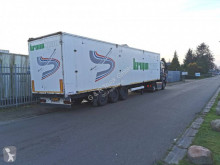 Naczepa Schmitz Cargobull SKO ruchoma podłoga używana