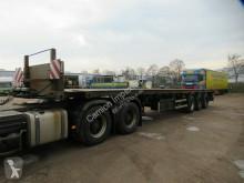 Krone dropside flatbed semi-trailer Schwerlast Plateau 41.000 Kg