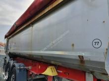 Semirimorchio Schmitz Cargobull SKI 24 SL 7.2 Hardox Mulde Liftachchse Alu Felgen benna edilizia usato