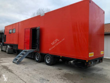 Samro fire semi-trailer SR2532
