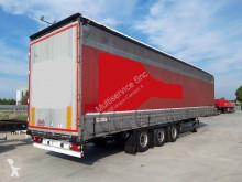 Félpótkocsi Schmitz Cargobull S01 Mega használt függönyponyvaroló