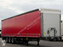 Полуприцеп тентованный Schmitz Cargobull CURTAINSIDER /STANDARD / TIRES 90 % / LIFTED AXL