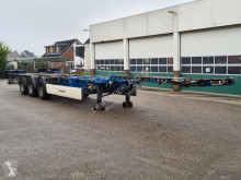 Krone container semi-trailer Container chassis 45ft. / Multi / 2x Extendable (Front & Back)