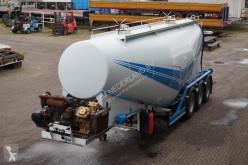 نصف مقطورة Lider Bulk Trailer 34 m3 / Deutz compressor صهريج مستعمل