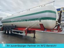 Feldbinder Kipp Silo 60.3 Lebensmit. Tankprüfung u.TÜV: NEU semi-trailer used powder tanker