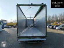 Semirremolque fondo móvil Legras SA03 / Liftachse