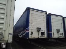 Samro Rideaux Coulissant Mega semi-trailer used tautliner