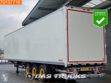 Semi remorque fourgon Kögel S24-3 Laadklep Liftas NL-Trailer SAFLiftachse Ladebordwand