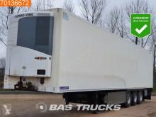 Lamberet LVFS SR2B Thermo King SLX-300L Liftachse Palettenkasten semi-trailer used mono temperature refrigerated