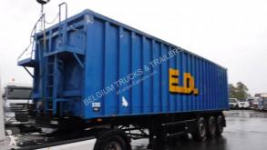 Semitrailer automatisk avlastare Stas 60m3