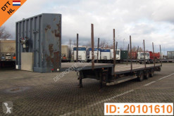 Heavy equipment transport semi-trailer Low bed trailer