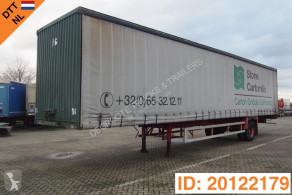 Varmo tautliner semi-trailer Tautliner