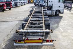 Naczepa Lecitrailer PORTE CONTAINER 40'' - 45'' do transportu kontenerów używana