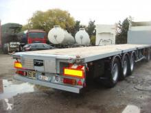 Fruehauf PLATEAU PORTE CONTAINER semi-trailer used flatbed