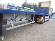 Fruehauf semi-trailer used flatbed
