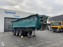 Schmitz Cargobull 3 Assige Kipper oplegger (28m3) semi-trailer used tipper