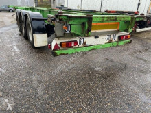 Sættevogn Fruehauf Non spécifié containervogn brugt