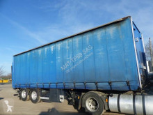 Asca semi-trailer used tautliner