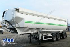 Sættevogn Feldbinder EUT 52.3, 7 Kammern, 52m³, gelenkt, Alu-Felgen citerne i pulverform brugt