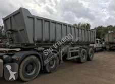 Trax SEMI BENNE ACIER semi-trailer used tipper