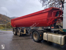 BFG S2D37MT semi-trailer used construction dump