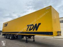 Полуприцеп фургон фургон с покрытием polyfond Lecitrailer furgon paquetero