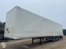 نصف مقطورة عربة مقفلة Lecitrailer furgon paquetero
