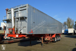 Stas self discharger semi-trailer S343A8A * 70 Cub * Full Aluminium * LIFT AS *