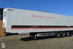 Semitrailer Van Hool S00101 * Termo King SL 200 * kylskåp mono-temperatur begagnad