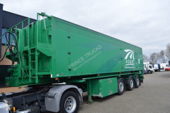 Self discharger semi-trailer Lambrecht * 55 Cub * With Vacuum * Full Alu*