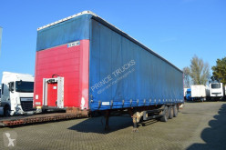 Schmitz Cargobull SMD22ECS * 3Units * semi-trailer used tautliner