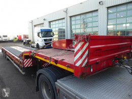 GLY 3,54.000 kg gvw,3 meter uitschuifbaar,verbreders semi-trailer used heavy equipment transport