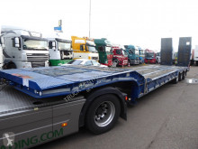 Andover lowbed, Rampe, ABS, SFCL40 semi-trailer used heavy equipment transport