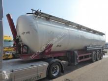 Spitzer tanker semi-trailer SK 28 AL ,Rieselguter,Granulat,Silo,Cis