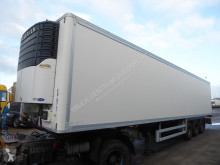 Semirimorchio frigo monotemperatura Chereau Technogramm Maxima, SAF, 5855 diesel Stunden