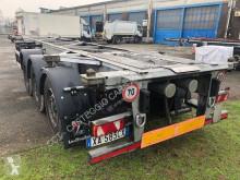 Semirimorchio portacontainers Lecitrailer 3E20