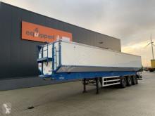 Semi Bulthuis (transport) bandlosser met 2 standen, 51m3 volume, alu chassis, SAF+intradisc, gewicht, 4.950KG, APK: 09-06-2021
