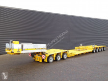 Semi remorque Goldhofer STPH/XLE 3+5 / EXTENDABLE / SILENT PACK / 134.000 kg porte engins occasion