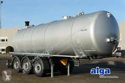 Semirimorchio D-TEC SV-20-R300, 30m³, Edelstahl, gelenkt, Vogelsang cisterna nuovo