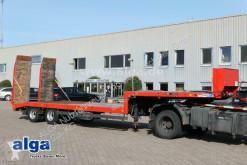 Langendorf heavy equipment transport semi-trailer SATUE 20/24, SAF, Hydr. Rampen, 2-Achser