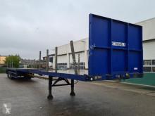 Lintrailers flatbed semi-trailer Flatbed 3AUON 18 27 3-assig / uitschuifbaar 7.50m